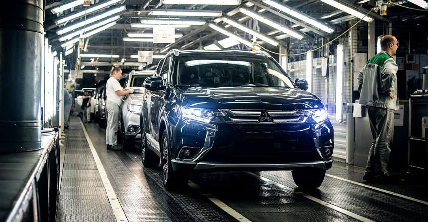 Компания Mitsubishi в России: двукратный рост продаж и рокировка президентов