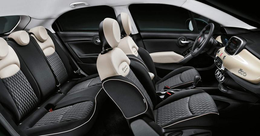 Паркетник Fiat 500X обновлен вслед за родственным Джипом