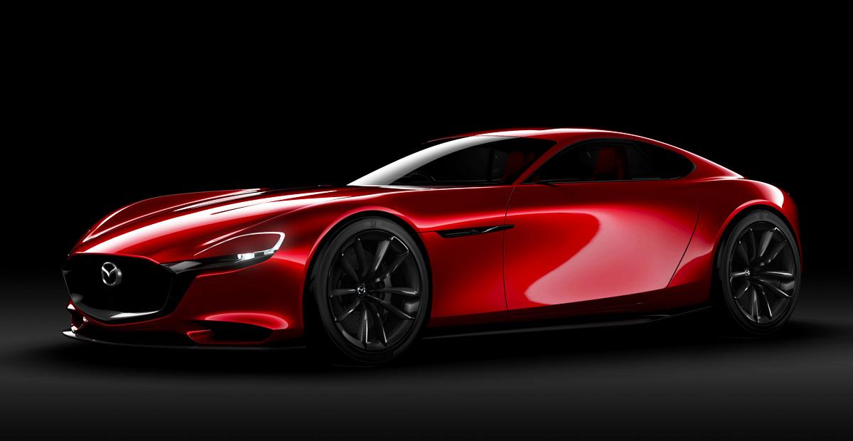 Запатентована Mazda MX-6: готовится возрождение?