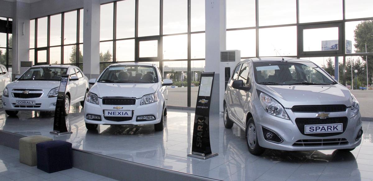 Предприятие GM Uzbekistan перешло в руки государства