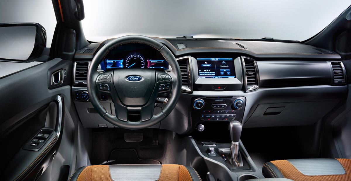 Пикап Ford Ranger может вернуться на российский рынок