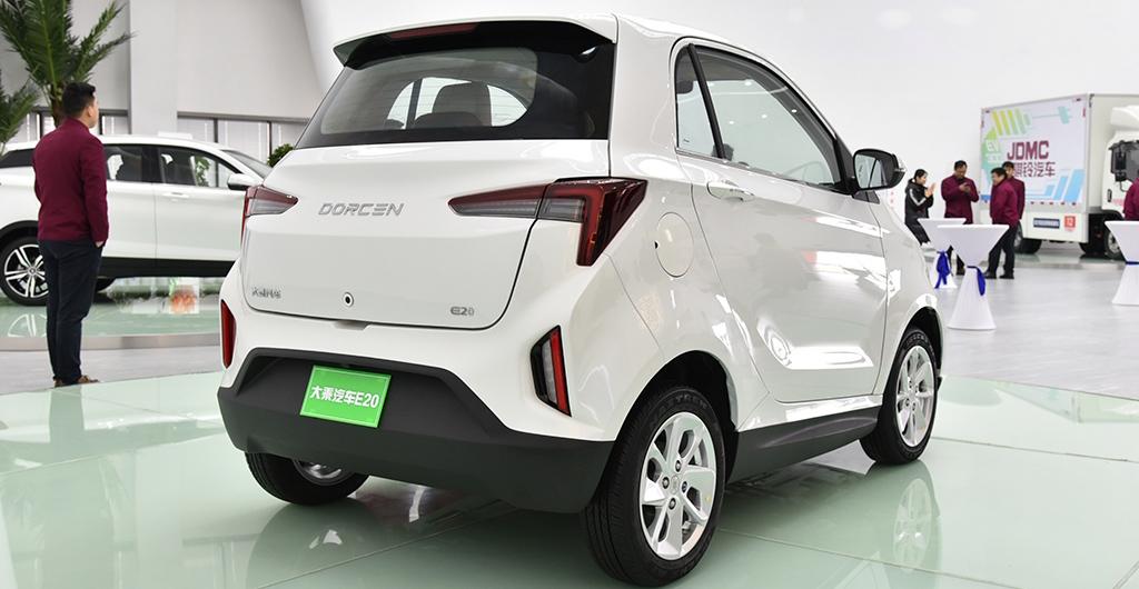 Кроссовер Dorcen G60S и электромобиль E20 стали серийными