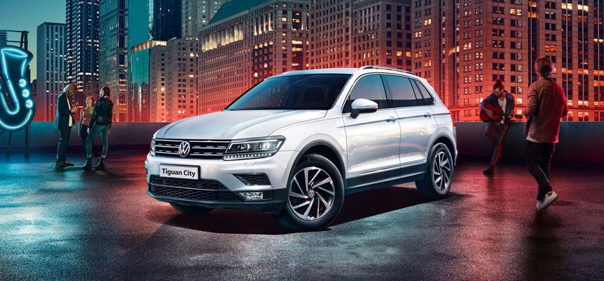 volkswagen tiguan city. Black Bedroom Furniture Sets. Home Design Ideas