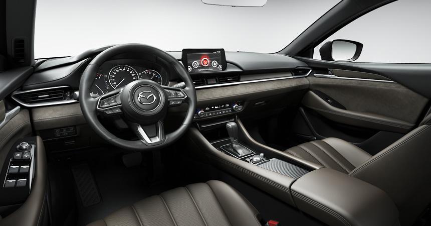 Универсал Mazda6 Touring получил обновление
