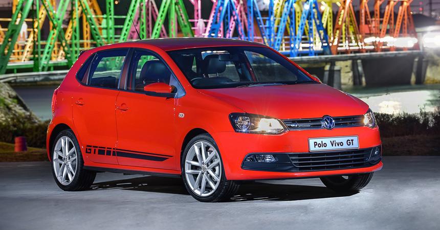 Старый Volkswagen Polo обрел вторую жизнь с приставкой Vivo