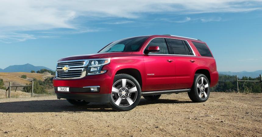 Модернизированный Chevrolet Tahoe заметно подорожал