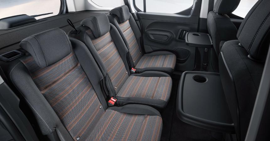 Фургон Опель Combo Life был представлен общественности как собрат Berlingo