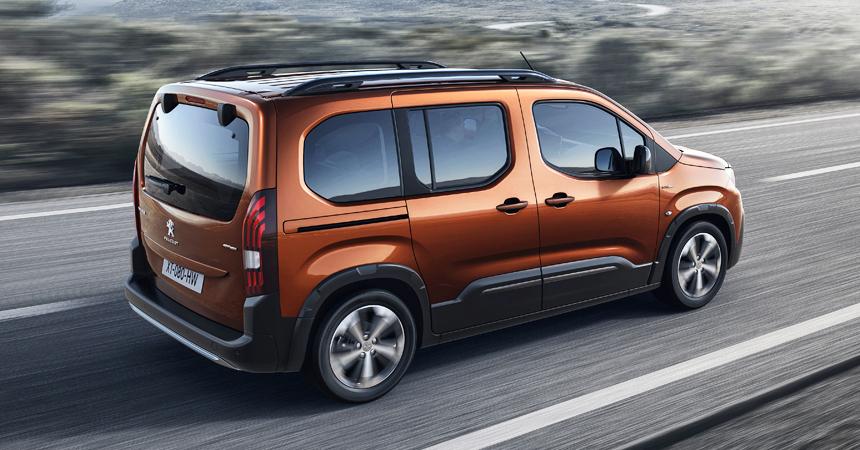 На смену Партнеру пришел «каблучок» Peugeot Rifter — Авторевю 5be7f11dfb7b5