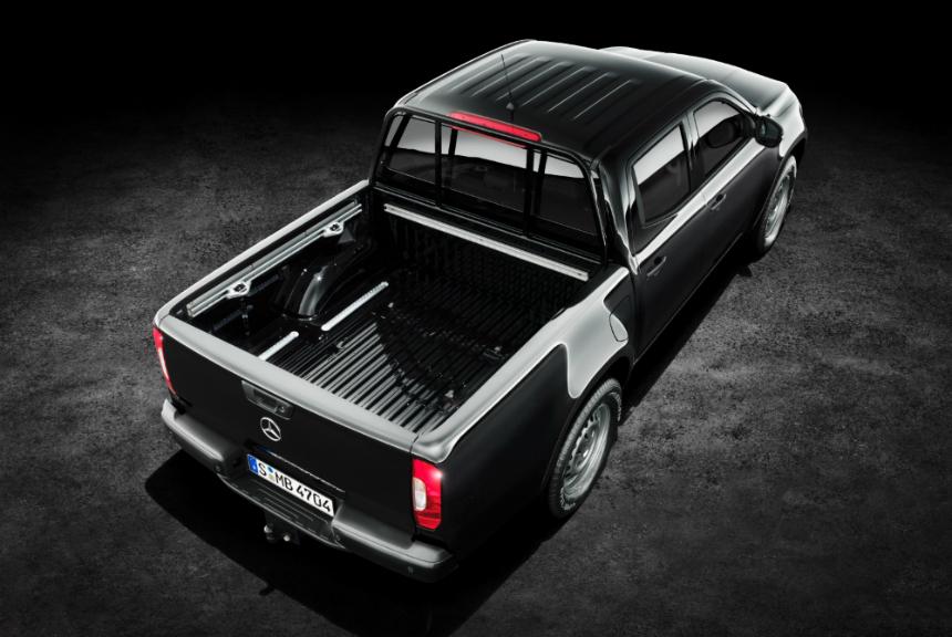 Стали известны данные опикапе Мерседес-Бенс X-Class для российского рынка
