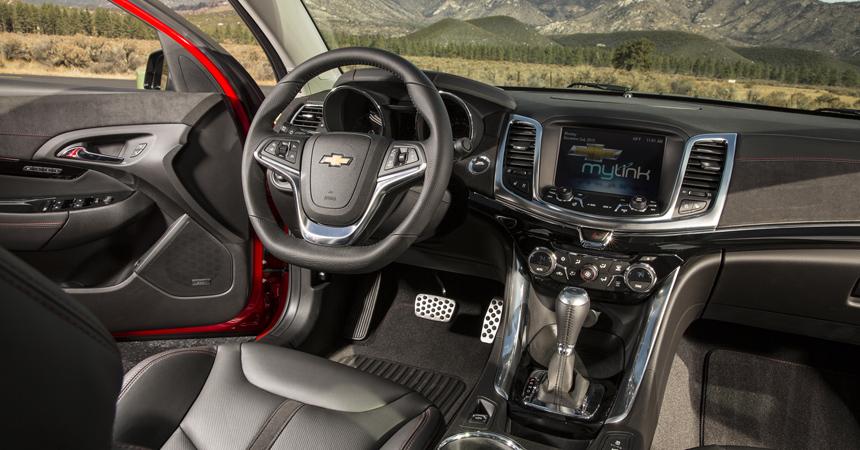 GM предлагает официально превратить Chevrolet SS в Holden
