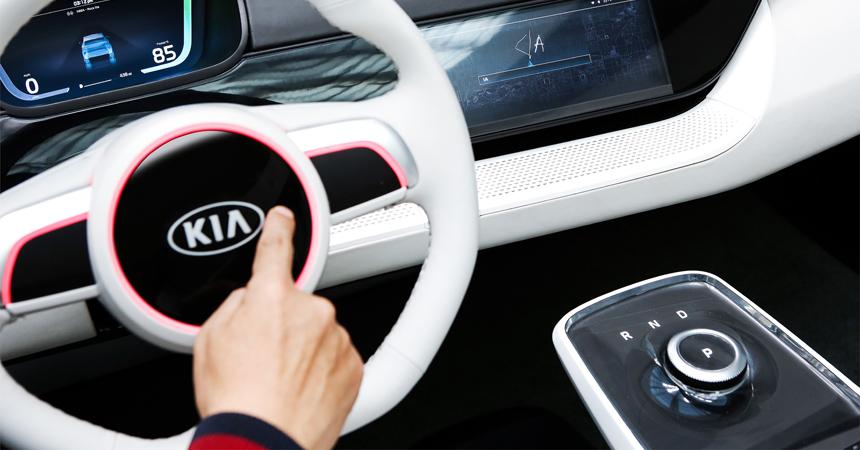 Потребительская электроника: представлен паркетник Kia Niro EV