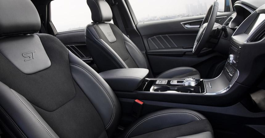 Кроссовер Ford Edge: подтяжка лица и «заряженная» версия