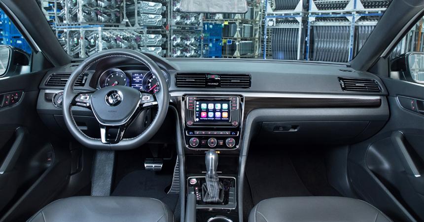 Новый тип VW Passat представят в 2019-ом году