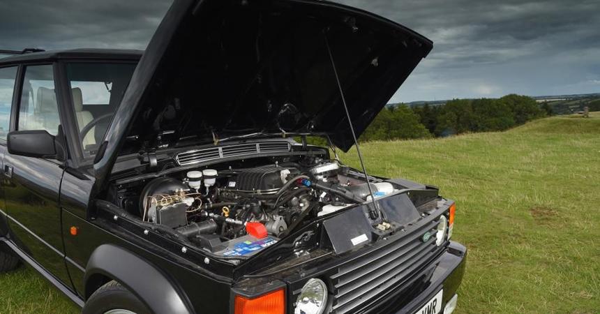 ВСоединенном Королевстве возродили традиционный Range Rover