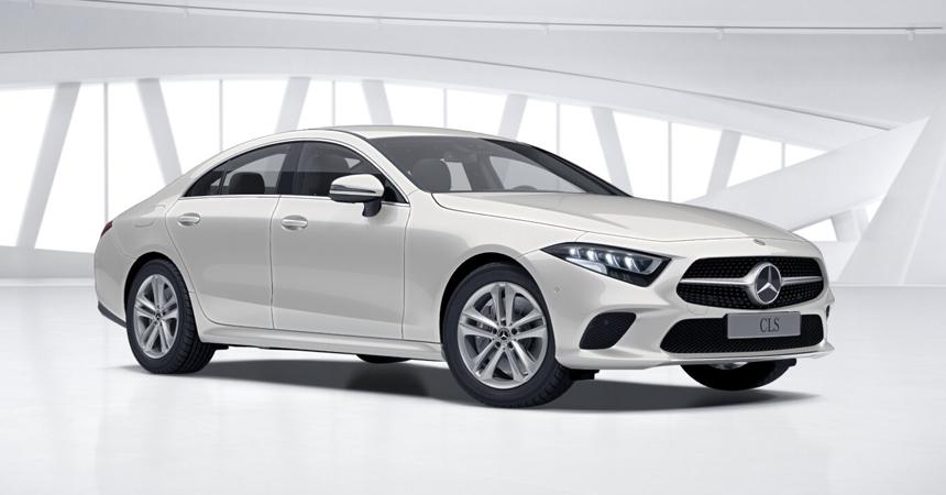 Новый седан Mercedes CLS: цены в России