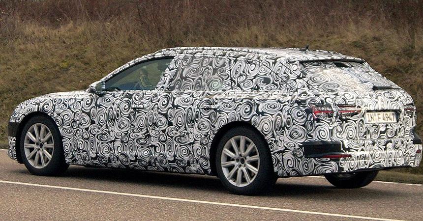 Будущее семейство Audi A6: предварительная информация