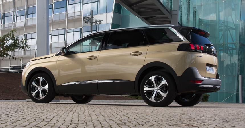 Peugeot (Пежо) в Российской Федерации объявила цены на обновленный тип кроссовера 5008