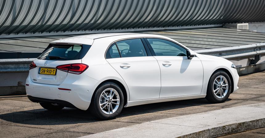 Mercedes A-класса: две новые версии для России