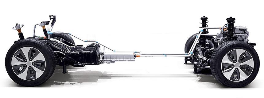 На выставке Иннопром покажут электромобиль Hyundai Ioniq