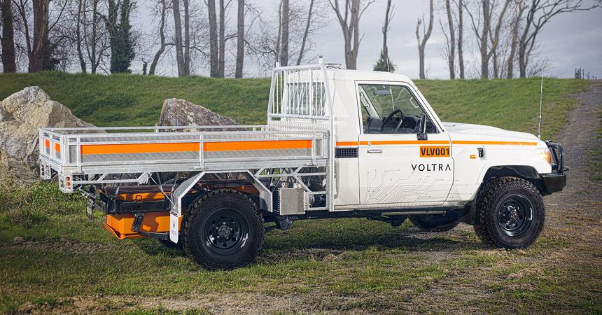 Электрический Тоёта Land Cruiser будет отправят наработу вшахту