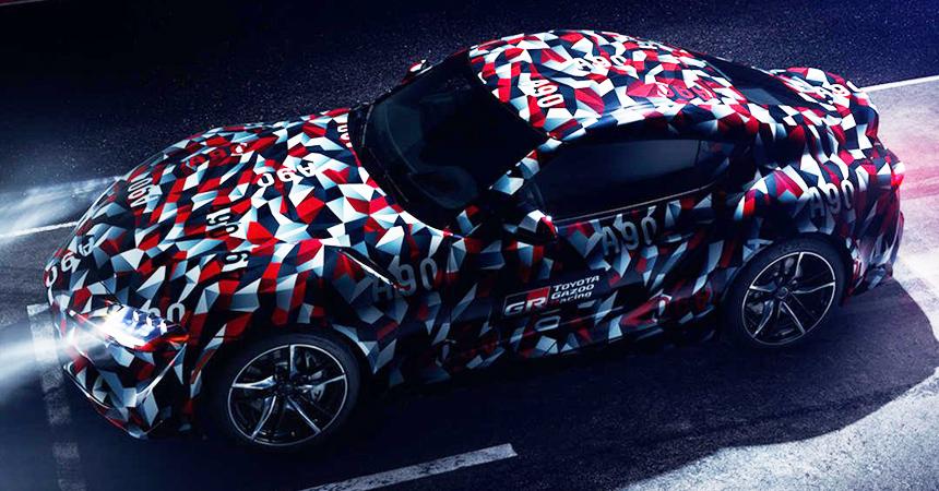 Новая Toyota Supra: придется еще немного подождать