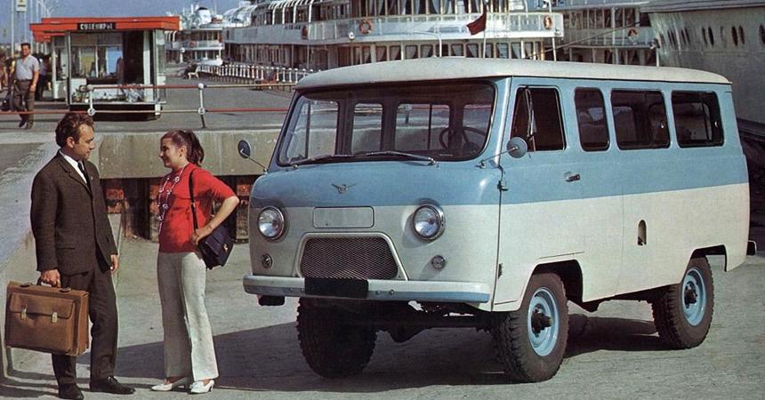 УАЗ начал производство юбилейной версии «буханки»