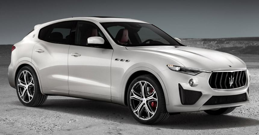 Компания Мазерати представляет новейшую модель Levante GTS
