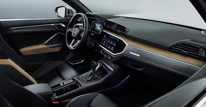 Представлен кроссовер Audi Q3 второго поколения