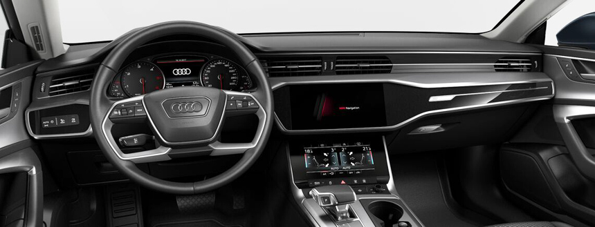 Audi A7 Sportback нового поколения добрался до России