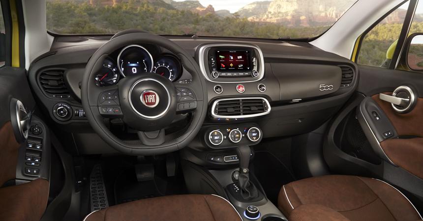 Паркетник Fiat 500X Adventurer: новая версия для спасения спроса