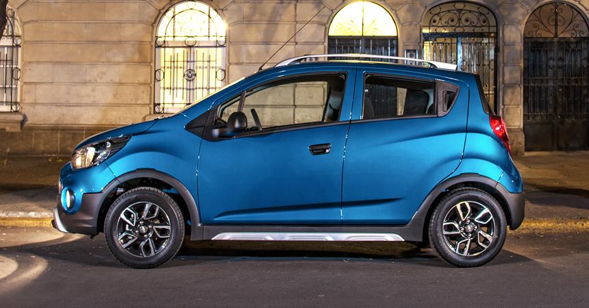 Новый Chevrolet Beat Active: кросс-родственник Равона