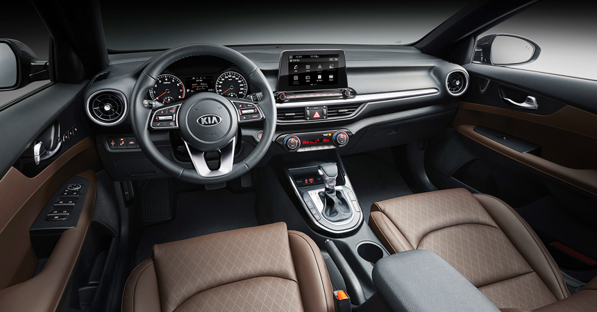 Стали известны технические характеристики нового Kia Cerato дляРФ