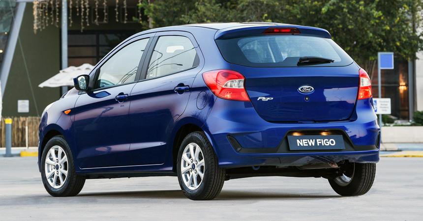 Модернизированы бюджетные хетчбэк иседан Форд Figo