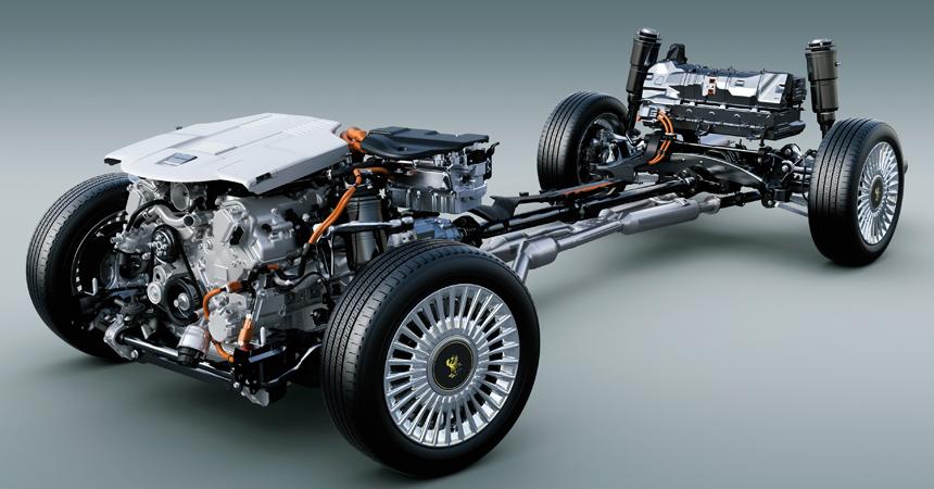 Новая Toyota Century: серийная версия за 180 тысяч долларов