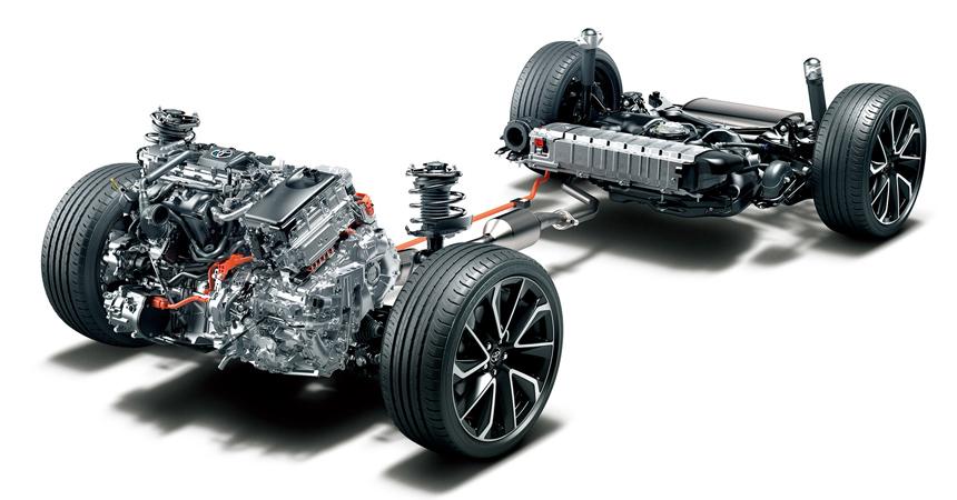Новая японская Toyota Corolla Sport: все подробности