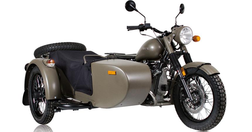 Ретромотоцикл Урал М70 снимают с производства