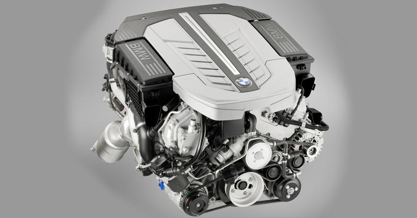 БМВ и Ауди откажутся от12-цилиндровых моторов