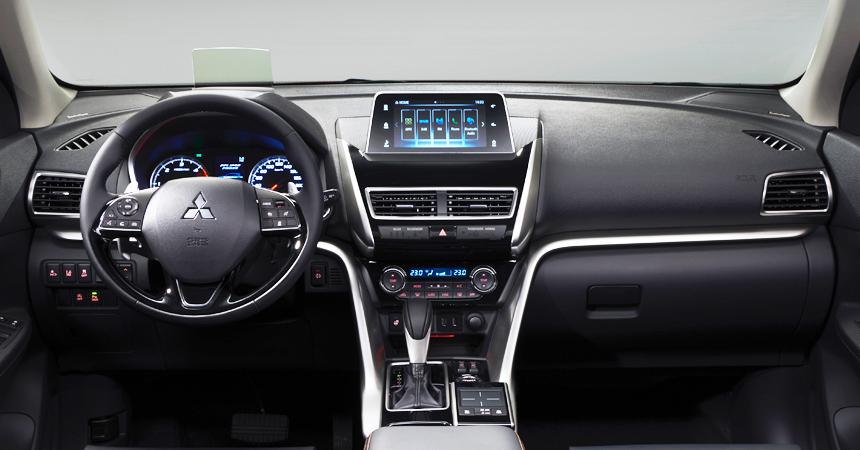 Mitsubishi Eclipse Cross: объявлены цены в России