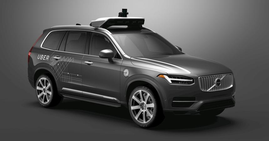 """Результат пошуку зображень за запитом """"Сбивший пешехода беспилотный автомобиль Uber увидел его за шесть секунд до столкновения"""""""