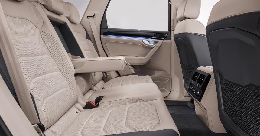 Volkswagen Touareg (2019) Innovision Cockpit