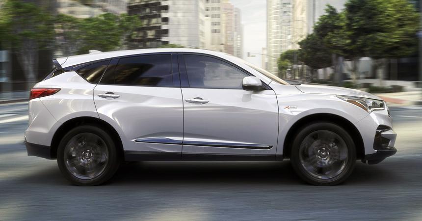 Кроссовер Acura RDX третьего поколения вернулся к истокам