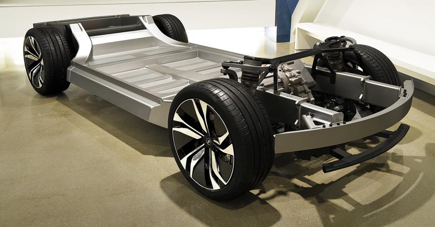 Сооснователь Теслы представил электромобили SF Motors
