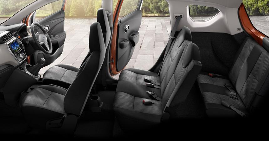 Datsun Go и Go+ обновлены в спортивном стиле