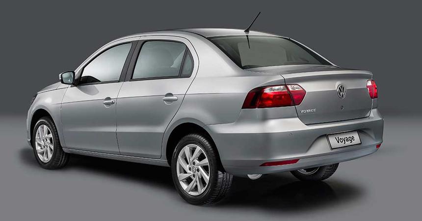 Недорогие Volkswagen Gol и Voyage: рестайлинг и «автомат»