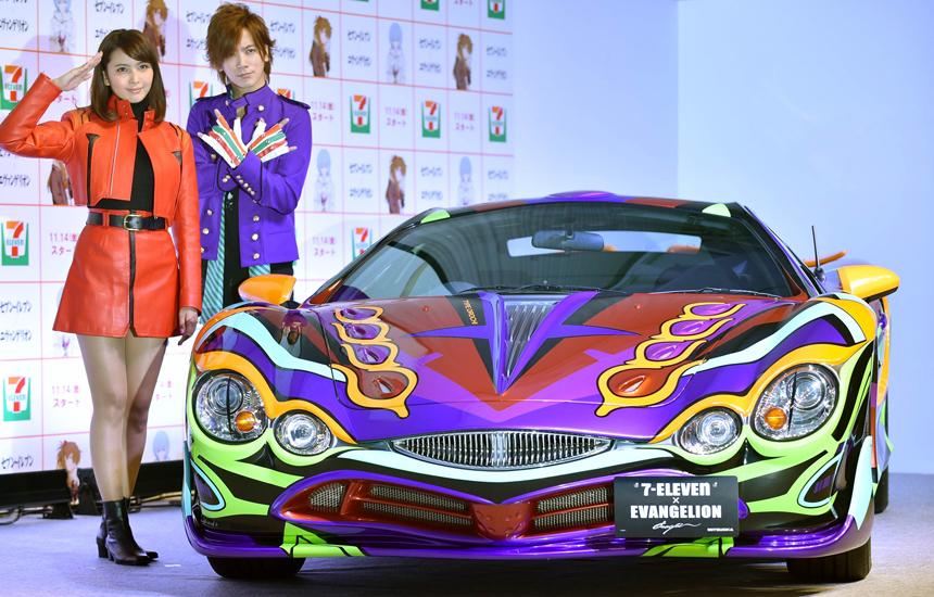 Дракон и манга: Mitsuoka Devilman Orochi станет символом двойного юбилея