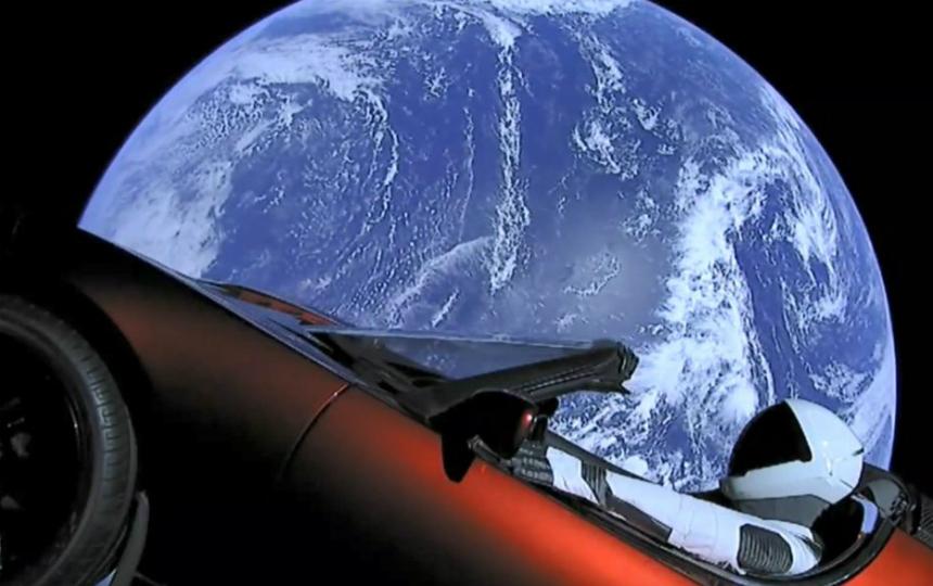 Дайджест дня: новый BMW S 1000 RR, Tesla на орбите Марса и другие события индустрии
