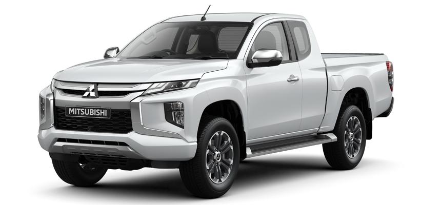 Обновленный пикап Mitsubishi L200: дизайн и «автомат»