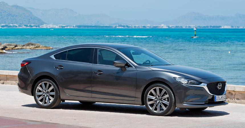 В России начался выпуск обновленных седанов Mazda 6