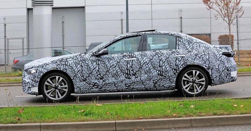 Будущий Mercedes C-класса: первая информация