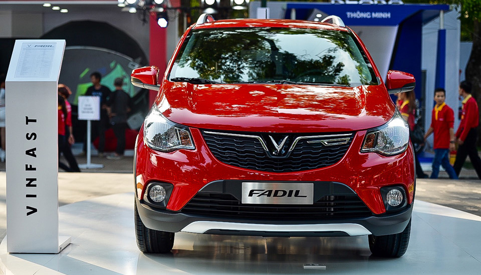 Хэтчбек VinFast Fadil: лицензионный Opel вместо BMW
